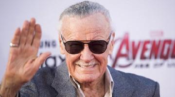 """美国著名漫画家""""漫威之父""""斯坦李去世 享年95岁"""