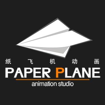 纸飞机动画