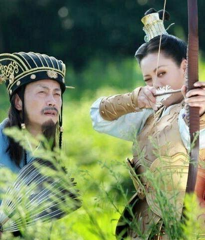 《乞丐皇帝与大脚皇后》演刘伯温剧照